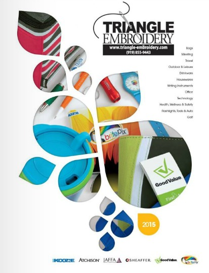 Triangle Embroidery - Promotional Items